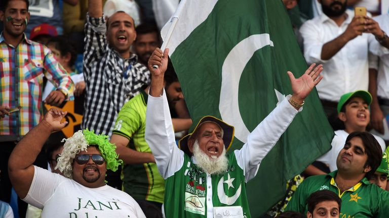 Pakistani spectators were treated to three T20Is in Lahore last week