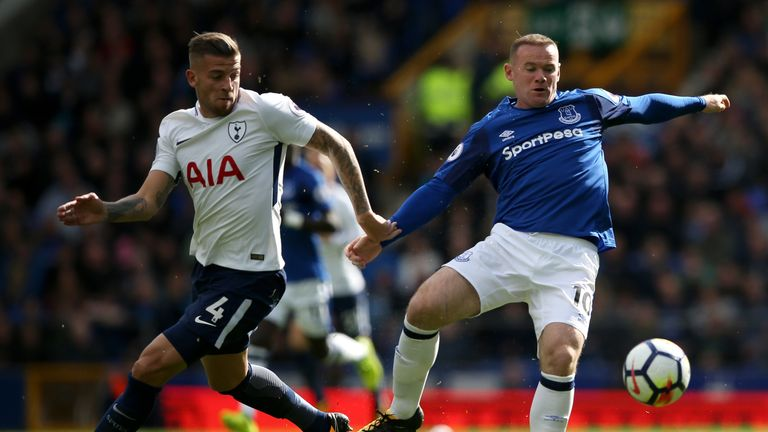 Everton were comfortably beaten by Tottenham on Saturday