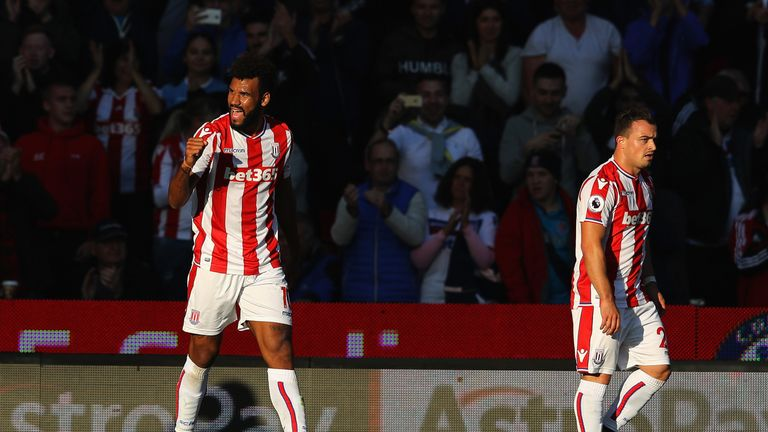 Choupo-Moting caused United problems all game