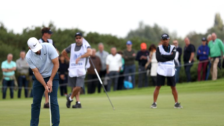 Wattel parred the last seven holes to seal a one-shot win