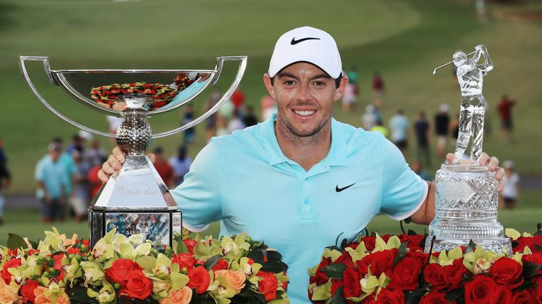 Defending champion Rory McIlroy failed to qualify after a winless 2016