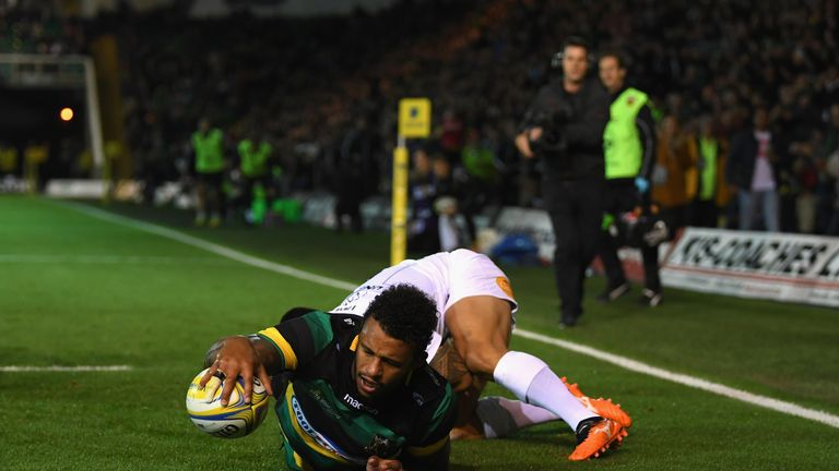 Northampton 24 - 6 Bath - Match Report & Highlights
