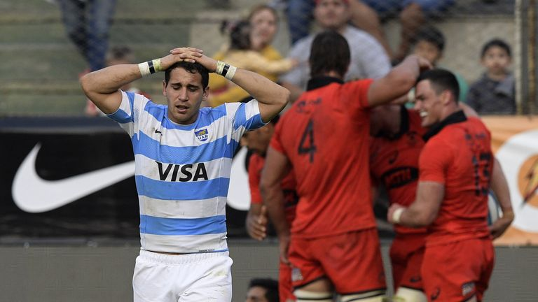 The Pumas have only won five of their 27 fixtures against the Wallabies in history