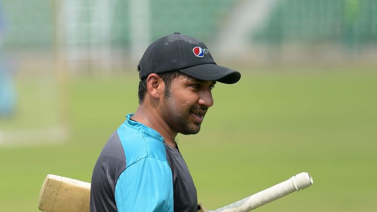 Sarfraz Ahmed will captain Pakistan against Faf du Plessis's World XI as international cricket returns to the country