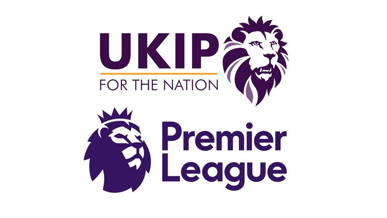 Ukip's New Lion Logo Mocked On Social Media For 'Copying Premier League'