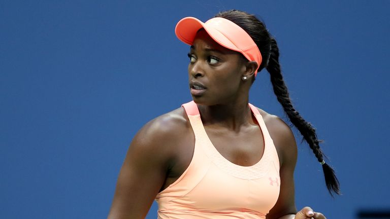Sloane Stephens crushed Madison Keys in 61 minutes to win her maiden Grand Slam title