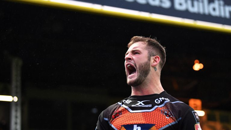 Can Zak Hardaker help guide Castleford into the Grand Final?