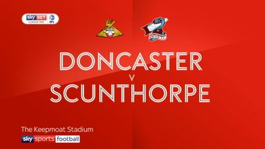 Doncaster 0-1 Scunthorpe