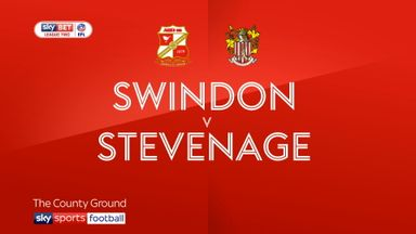 Swindon 3-2 Stevenage