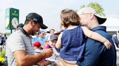 Jason Day wants to redeem himself after a disappointing Presidents Cup in Korea last time