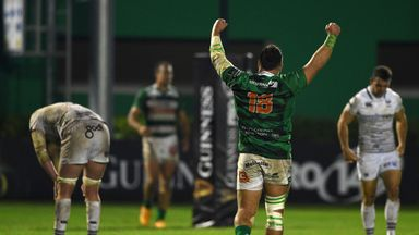 Treviso's victory over Ospreys delivered back-to-back domestic wins for the first time since February 2016