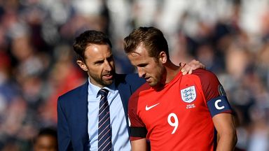 fifa live scores -                               Southgate has plan to cope without Kane