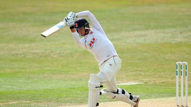 Tom Westley could have done with some runs playing for Essex but instead ended in hospital having x-rays