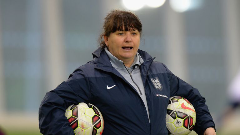 Mo Marley is currently in charge of the England Women's U19 side