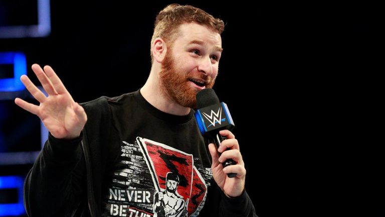 Sami Zayn's defection to the dark side was the best turn of the year