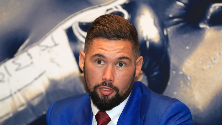 Bellew will now have to wait until 2018 to face Haye again
