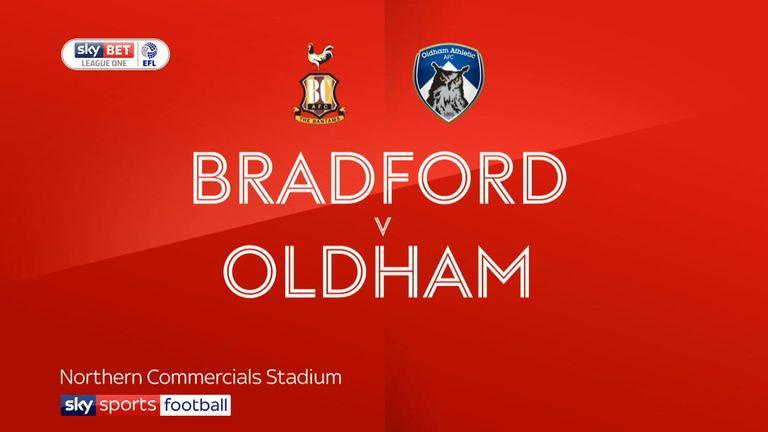 Bradford oldham