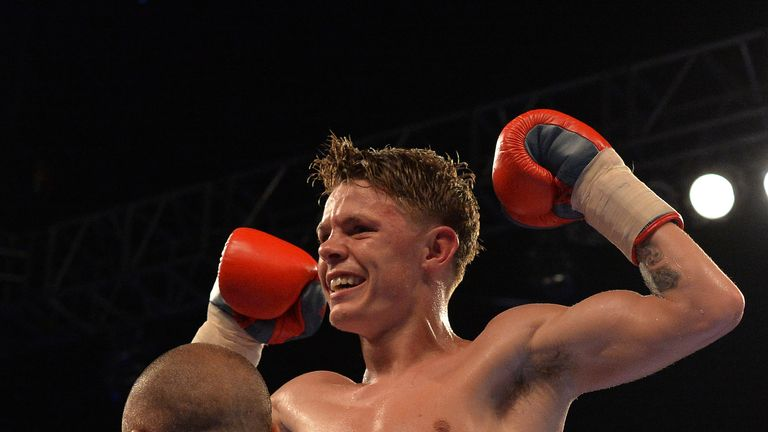 Charlie Edwards has praised the sparring and training set-up under Adam Booth