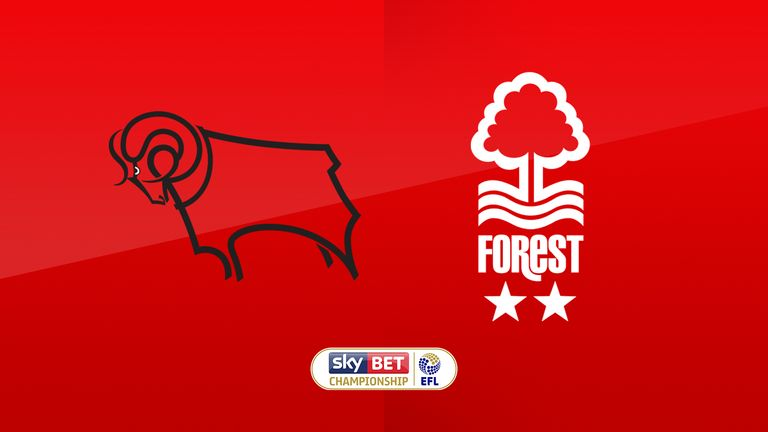 Derby County v Nottingham Forest