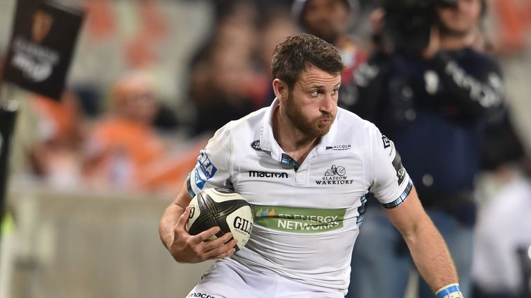 Tommy Seymour has failed to recover from a back injury