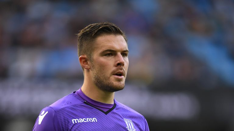 Jack Butland says Stoke have the right attitude to beat relegation