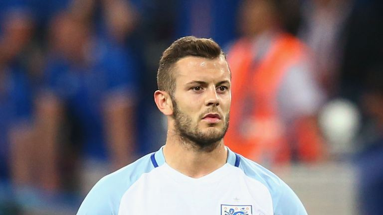 Arsenal midfielder Jack Wilshere has been backed by Arsene Wenger to win an England World Cup place