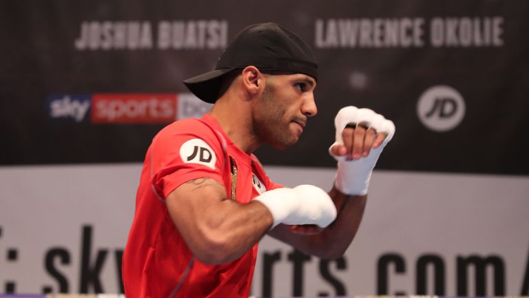 Yafai vs Carmona: Kal Yafai hopes to set up unification fight with explosive performance in Fresno