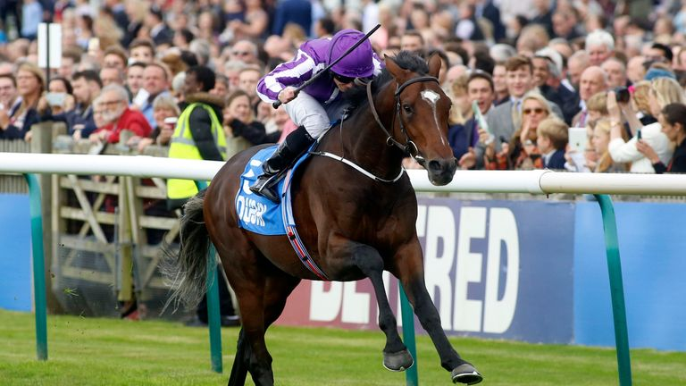 Kew Gardens: Part of strong Aidan O'Brien team for Queen's Vase