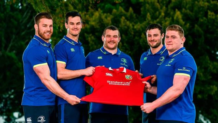 Leinster contain one of the strongest squads in Europe, and had five Lions in New Zealand