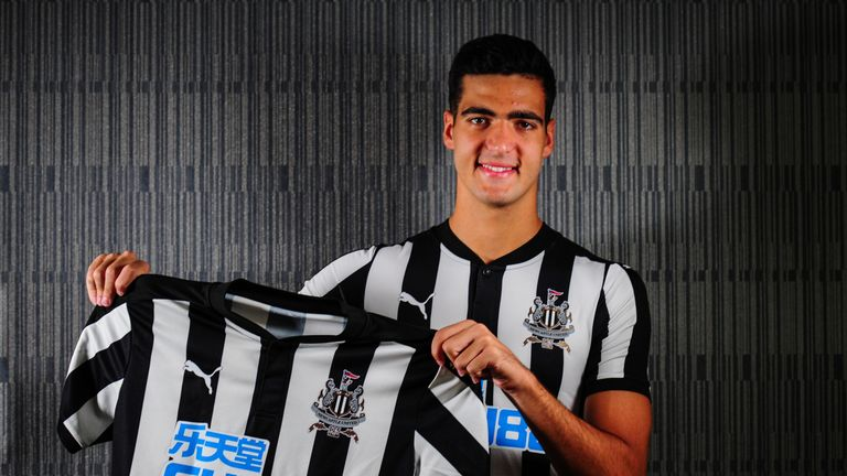 Mikel Merino is now a permanent Newcastle player