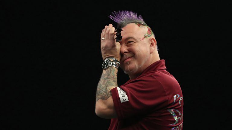 World No 3 Wright could have overtaken Gary Anderson had he reached the Grand Prix semi-final
