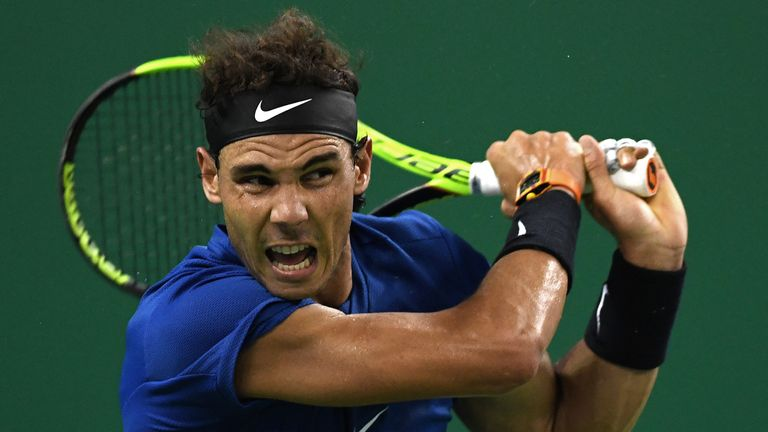Rafael Nadal aims to return to action before the start of the New Year