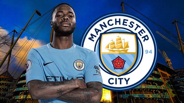Raheem Sterling has shone for Manchester City so far this season