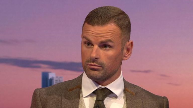 Richie Wellens appeared on EFL Matters on Thursday night