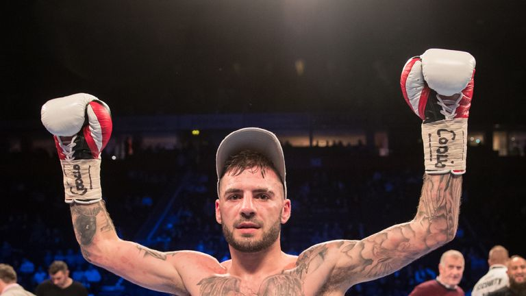 Lewis Ritson wants to test himself against top names in domestic division