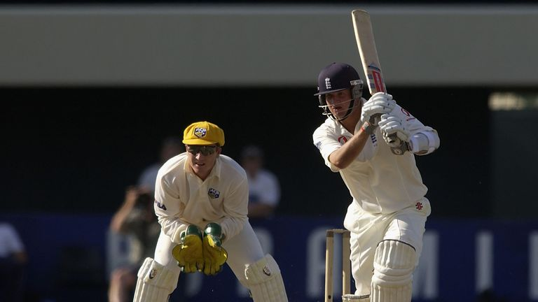 Key played for England during the 2002/03 Ashes in Australia
