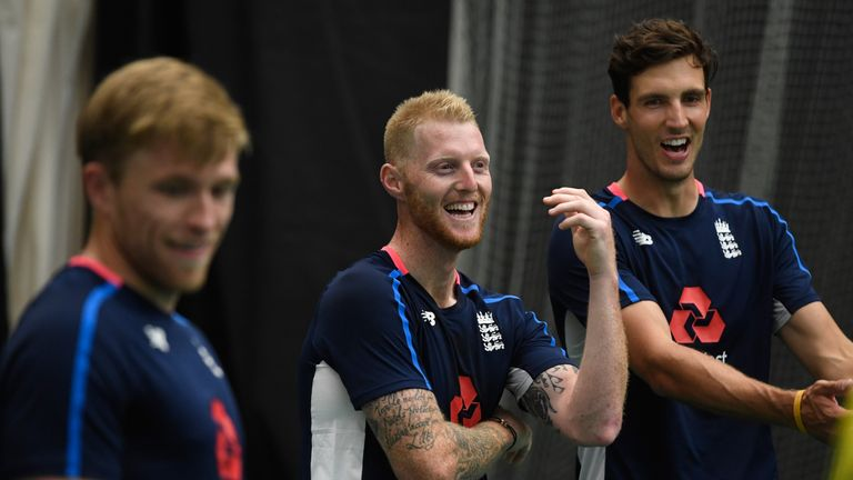 Fitness doubts over Steve Finn and Moeen Ali after training injuries