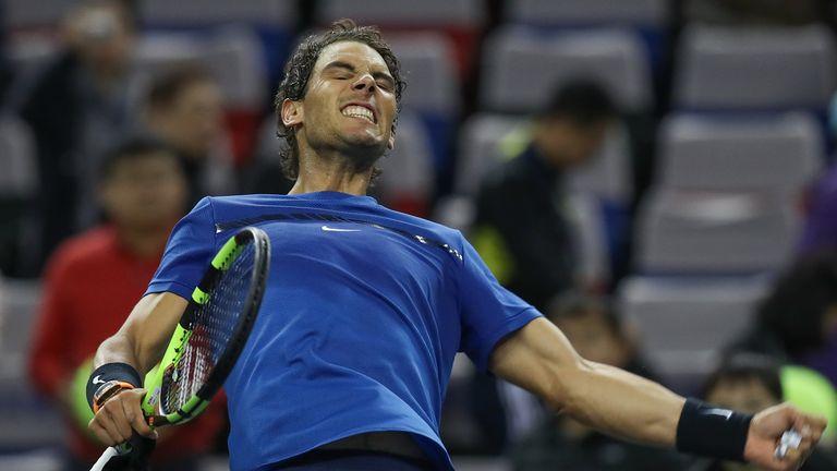 Nadal virtually assured year-end top ranking