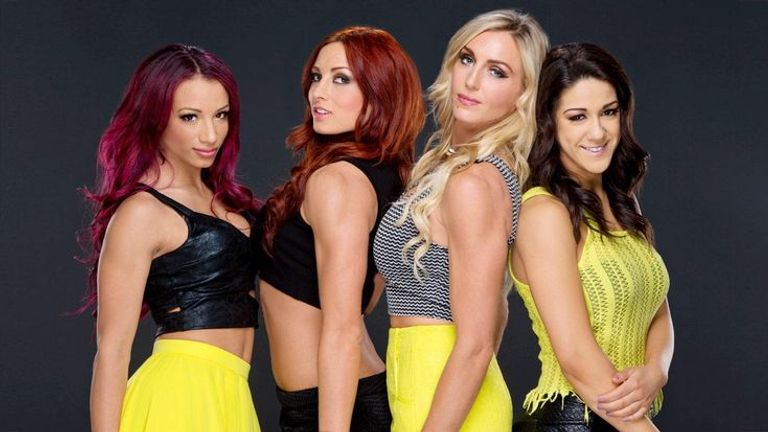 The Four Horsewomen were reunited two years ago