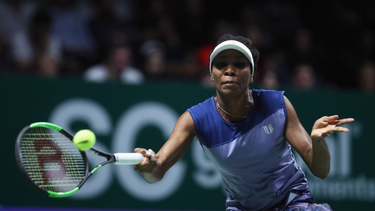 Venus Williams Won't Face Charges In Fatal Florida Car Crash