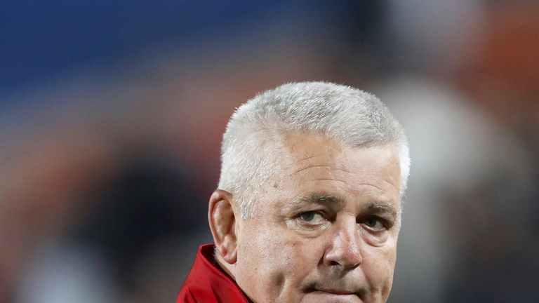 Wales have drawn up a three-person shortlist of candidates to replace Warren Gatland