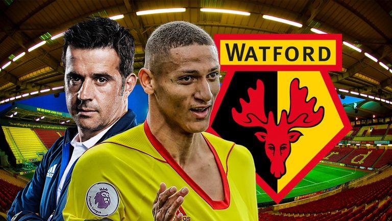 Richarlison has impressed for Marco Silva's Watford this season