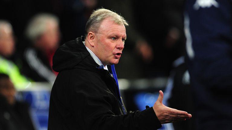 Steve Evans' Mansfield were beaten by Swindon