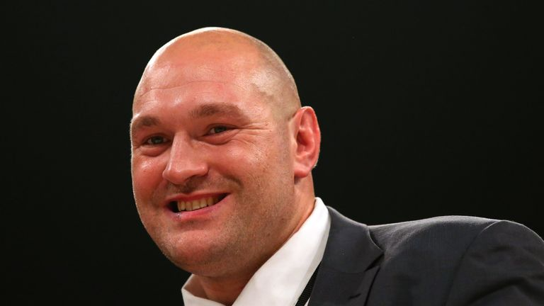 Tyson Fury might receive an opportunity to reclaim  the WBO heavyweight title