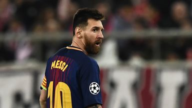 fifa live scores - European Paper Talk: Could Barcelona forward Lionel Messi be on his way to China?