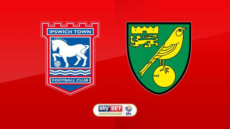 Ipswich Town v Norwich City