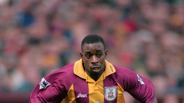 Jamie Lawrence, Bradford City, 2000