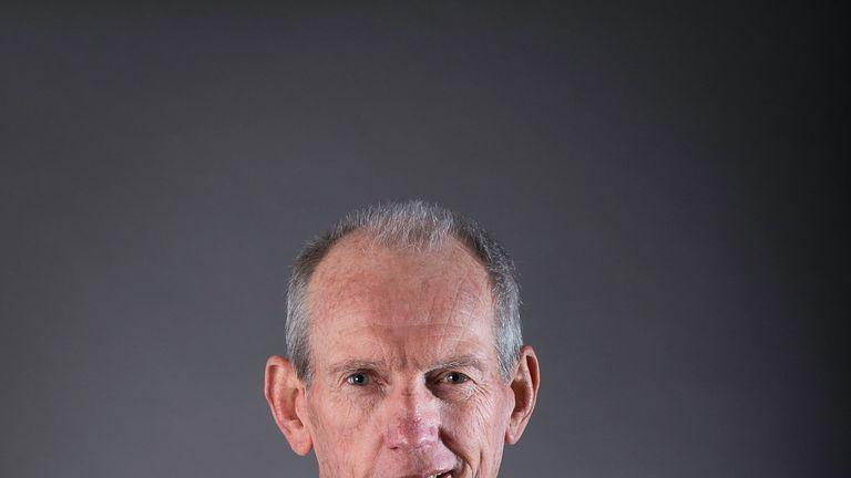 England coach Wayne Bennett