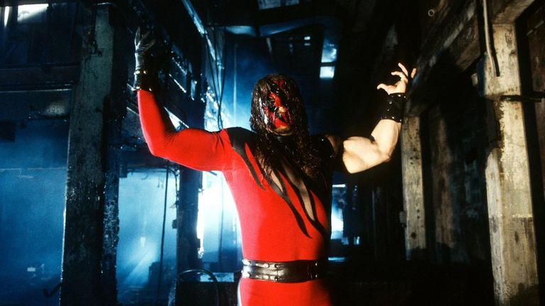 WWE: Kane on TLC