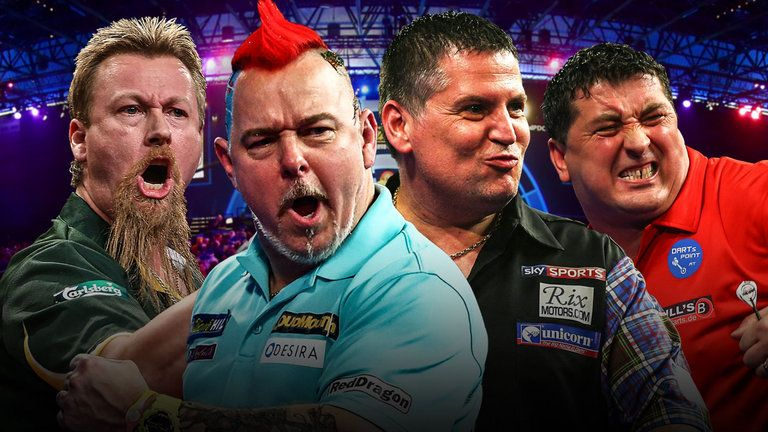world matchplay 2019 darts
